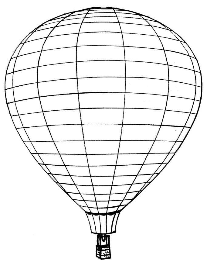 Virginia Balloon Rides Hot Air Balloon Flights Corporate Air 5 Coloring Page